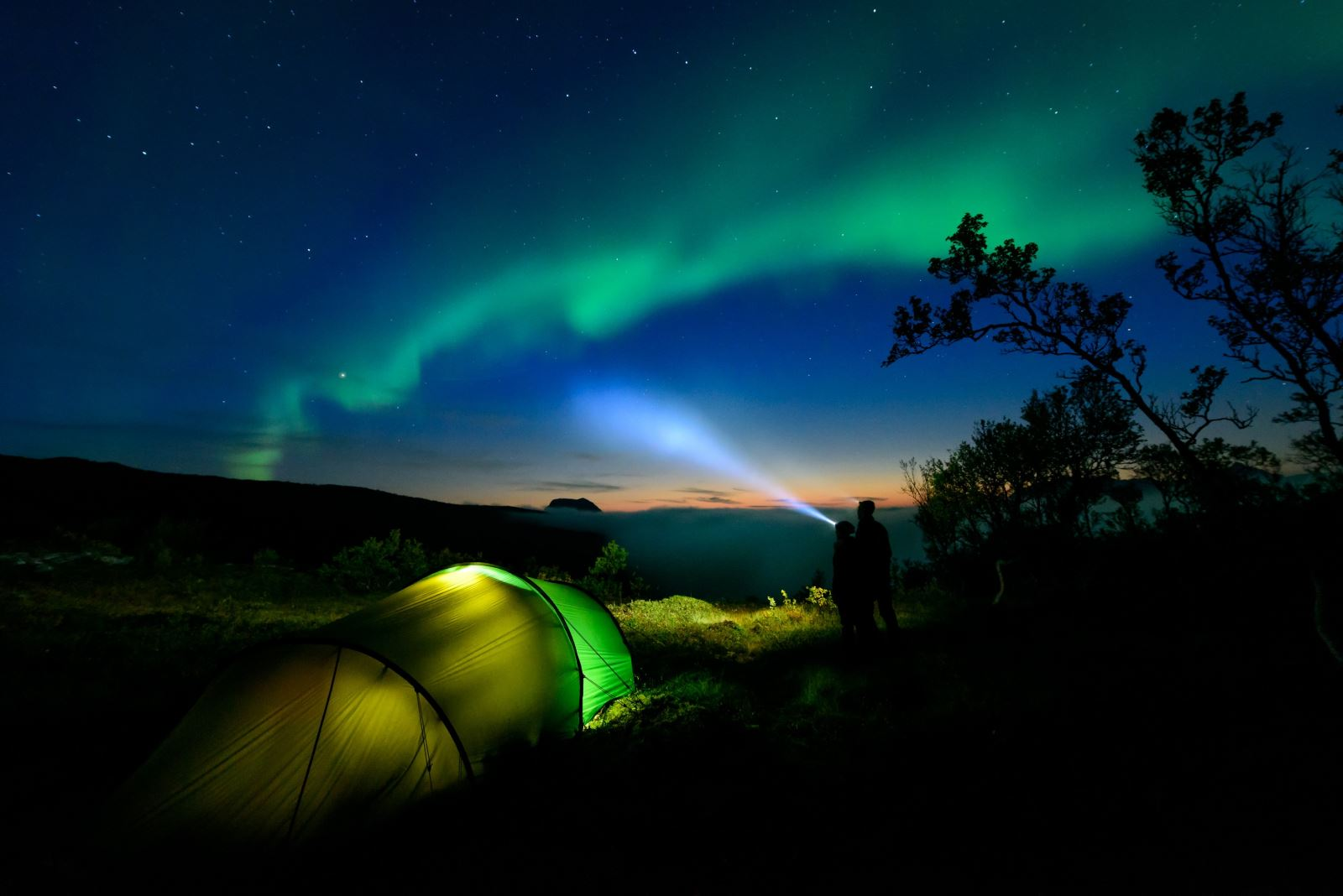 Stories About The Northern Lights
