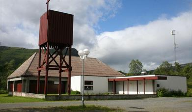 Astafjord Church in Harstad