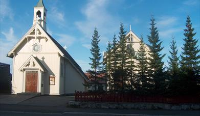 St. Sunniva Catholic church