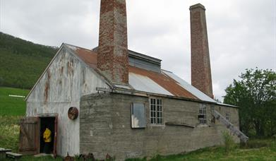 Skjærstad Herring Oil Factory