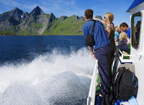 Thumbnail for Top day trips in Harstad
