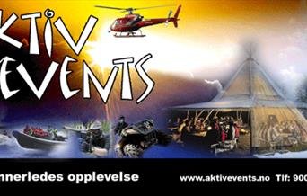 Aktiv Events - A differens experience